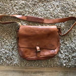 Authentic Cole Haan computer bag